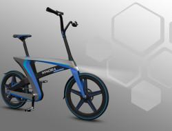 Winora, concept bike par le designer Mahdi Momeni