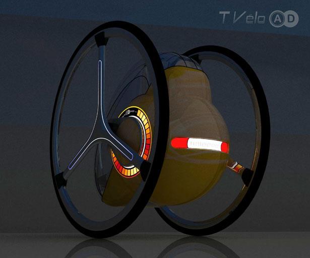 Concept de velomobile