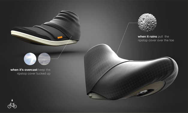 Urbanized, chaussures pour velo urbain