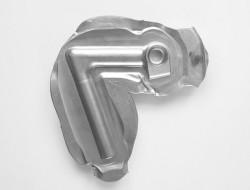 Fabrication de potence aluminium