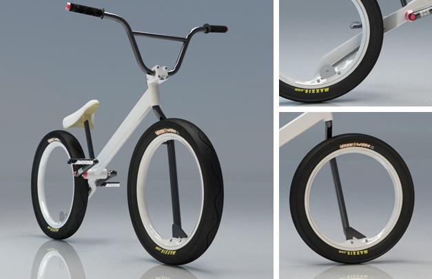 BMX concept by Nikolay Boltachev