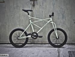 Elektrokatze bicycle design