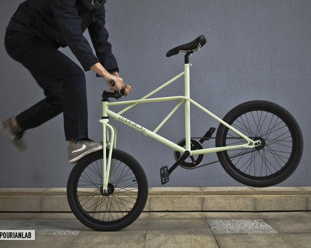 Hybrid street bike
