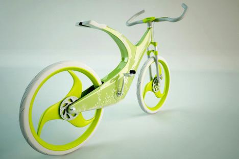 Green concept bike