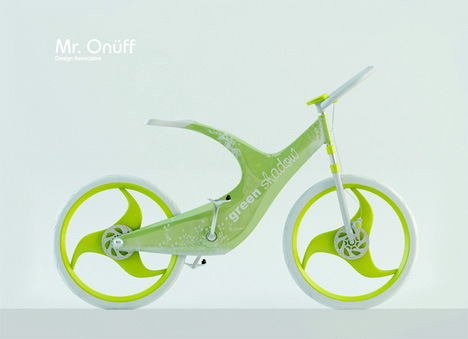Mister Onuff concept bicycle