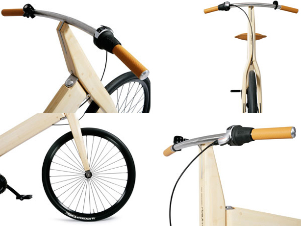 Bike designed by Fritsch Durisotti