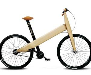Velo en bambou B2o