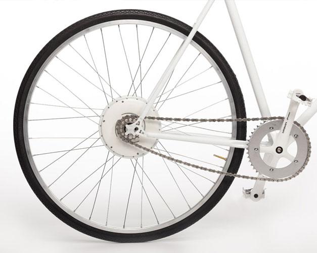 Bike electric wheel FlyKly