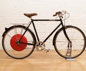 Electrical bike wheel copenhagen