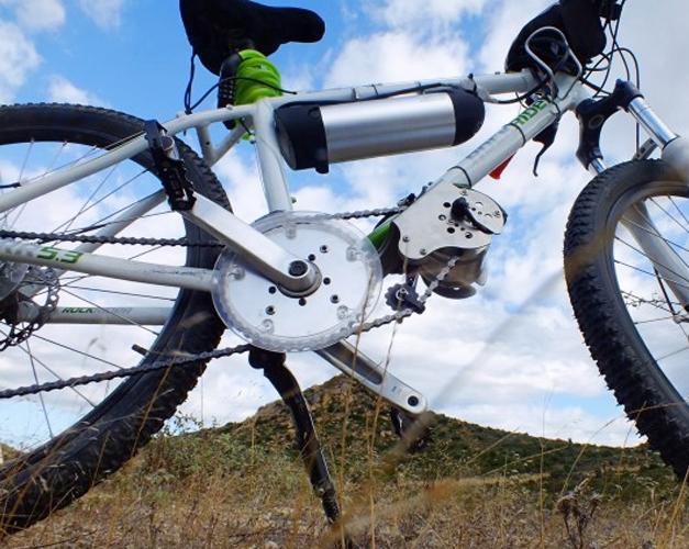 Kit moteur electrique de pedalier pour velo