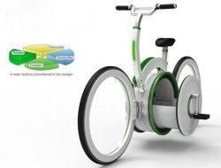 Carrier bike by Shin Hyung Sub Shin