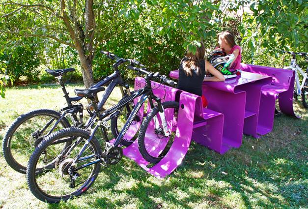 Mobilier lol bike