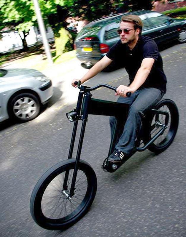 Velo Harley Davidson