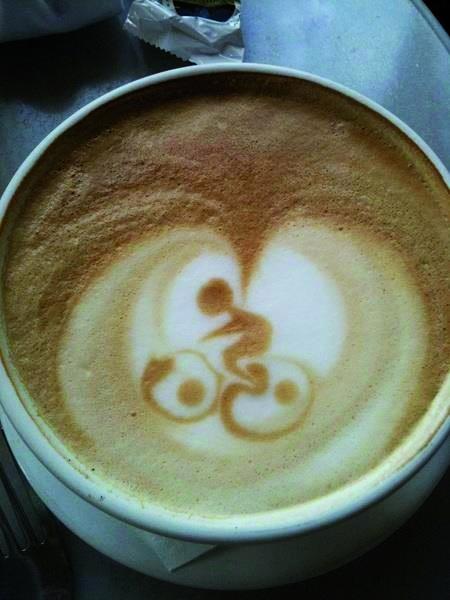 Cafe cappuccino velo