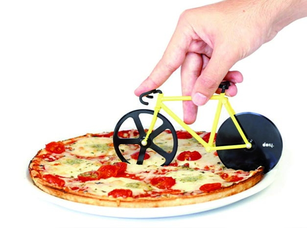 Couteau pizza velo