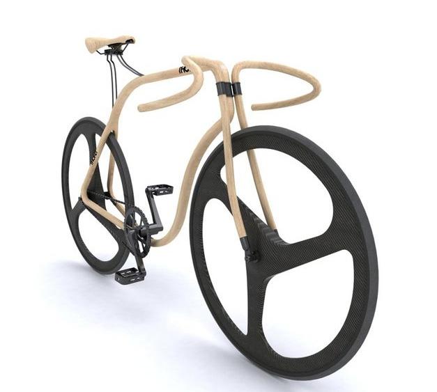 Concept bike Thonet