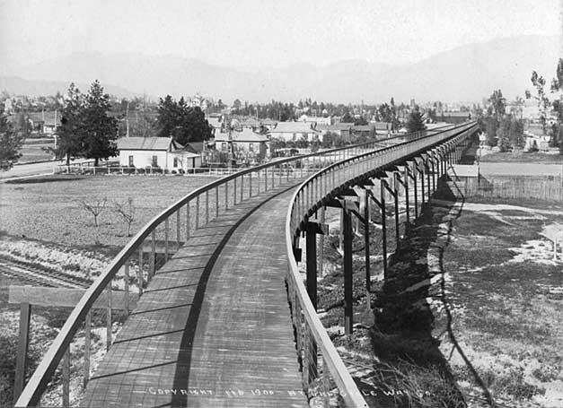 California Cyclceway, bike highway