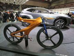 Lexus NXB concept bike