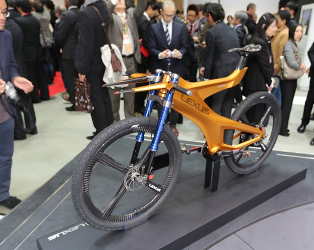 VTT prototype orange