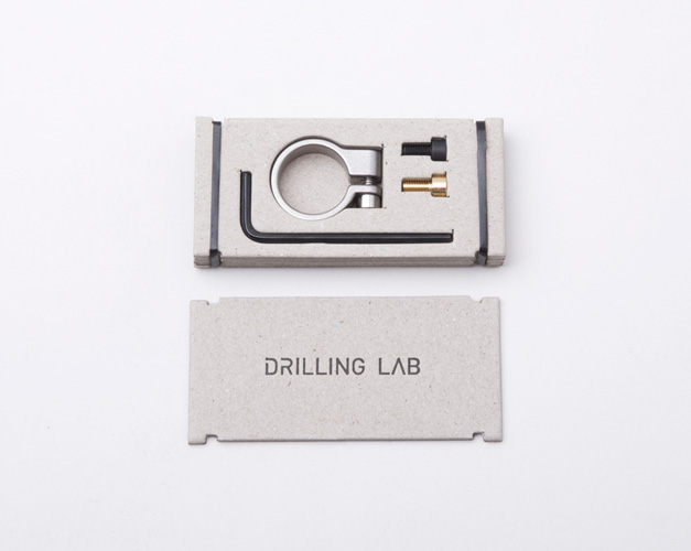 Clamp ring de Drilling Lab