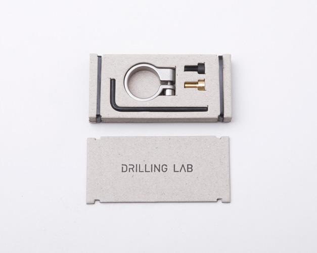 Clamp ring de Drilling Lab