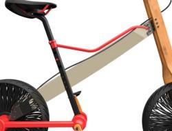 Concept bike avec cardan