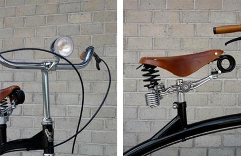 Brie Vanguard bicycle design
