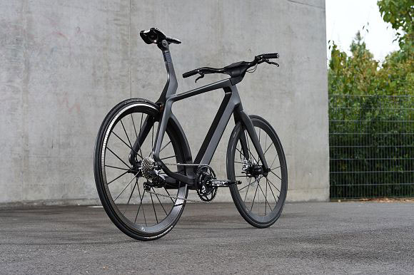 CarboFibreTec Velocite bicycle