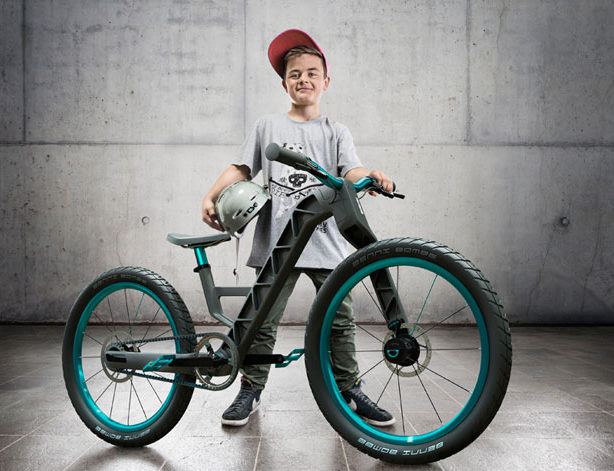 Velo enfant adaptable