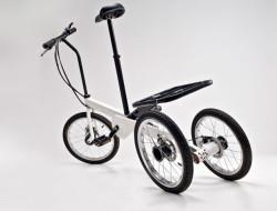 Urban trike design