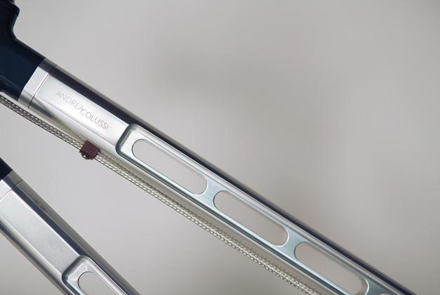 Velo a profile aluminium