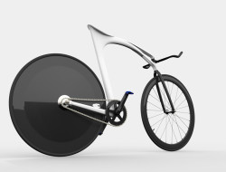 3BEE bicycle, design by Tamas Turi