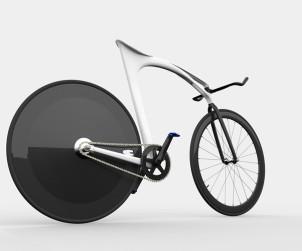3BEE bicycle, design by Tamas Turi