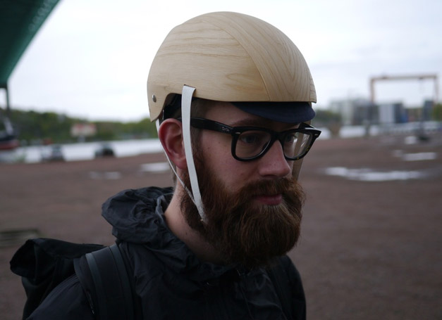 Cellutech bicycle helmet