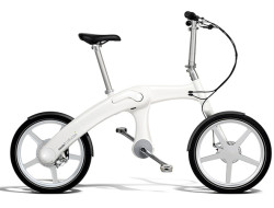 Mando Footloose chainless ebike