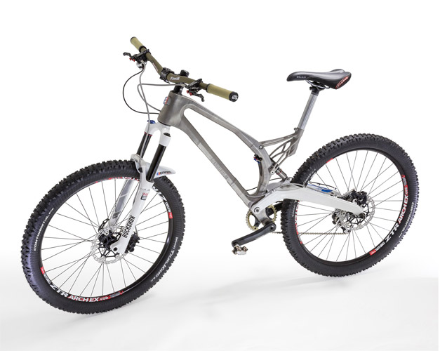 Empire Cycles mx6r 3D printed