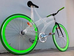 Jmaes Novak bicycle