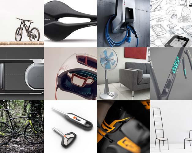 Projets de designer industriel