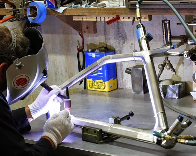 Soudure apres impression 3D metal