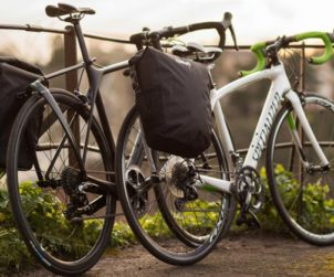 Porte-bagages Tailfin carbone