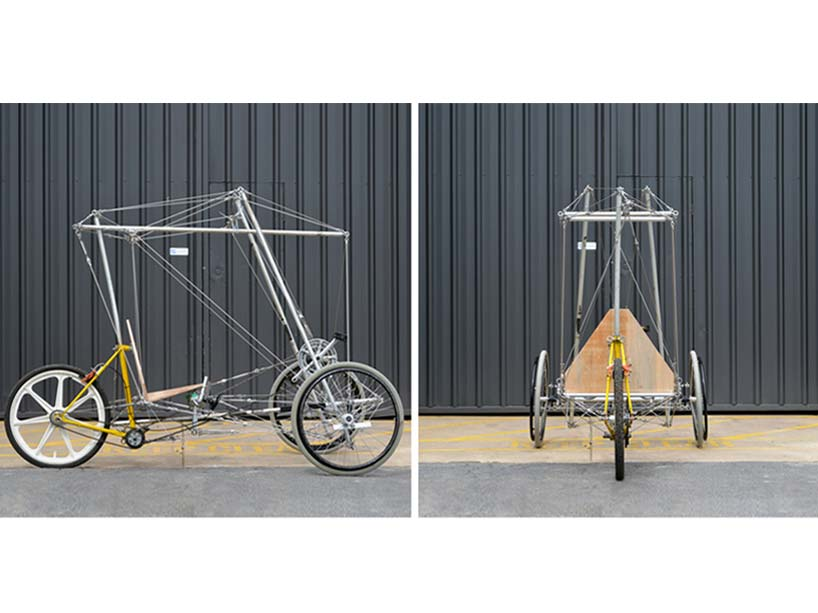 Architectural bicycle