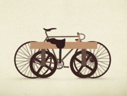 Bicycle design evolution