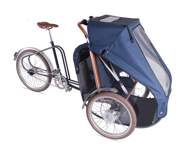 Michelmobil cargo bike