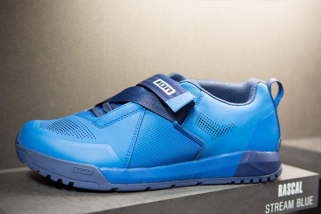 Chaussures VTT design bleu Rascal