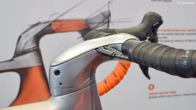 KTM Lisse, aerodynamisme a velo