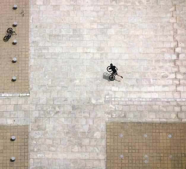 Photographie de BMX street