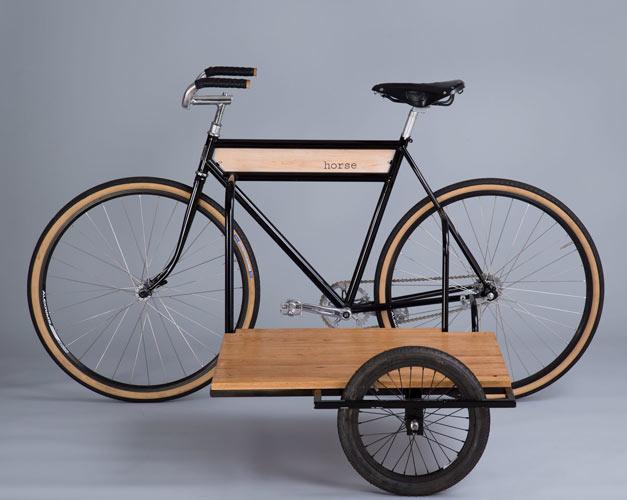 Bien-aimé Horse side bicycle : le side car vélo | Vélo et Design BH17
