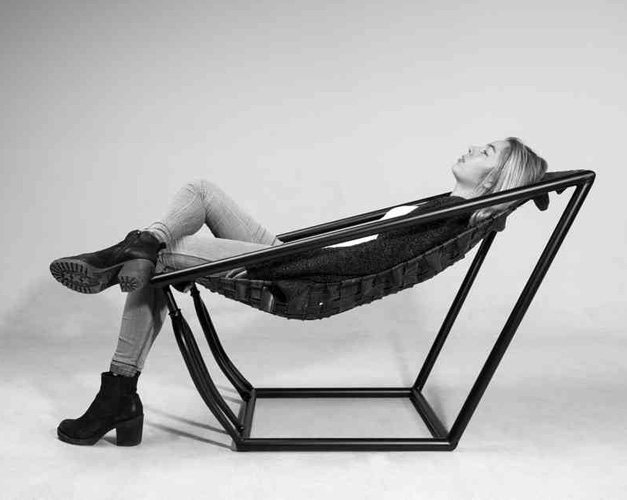 Upcycling bike chair reTIRE