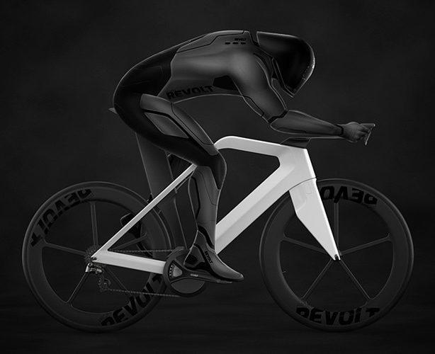Revolt bike design Fabio Martins