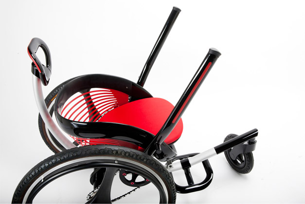 Freedom wheelchair Grit